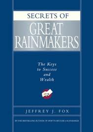 Secrests of the Great Rainmakers