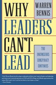 Why Leaders Can't Lead